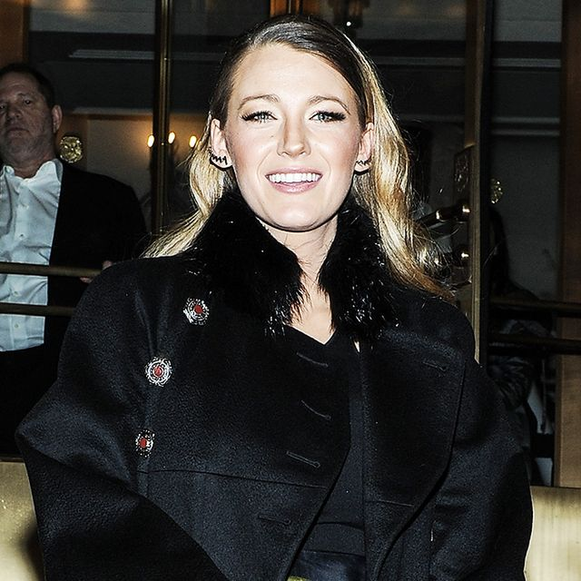 Blake Lively Reveals the Best Jeans Style to Wear Post-Pregnancy