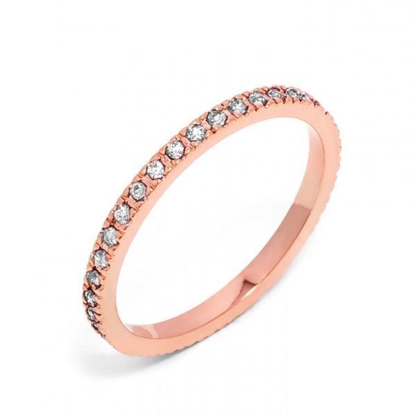Bauble Bar Pavé Eternity Ring