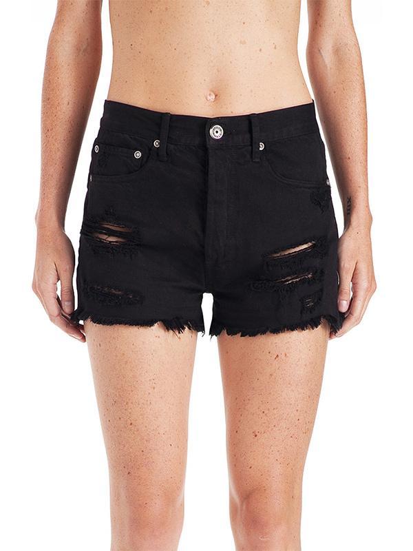 STROM Brand Kort Raven Shorts