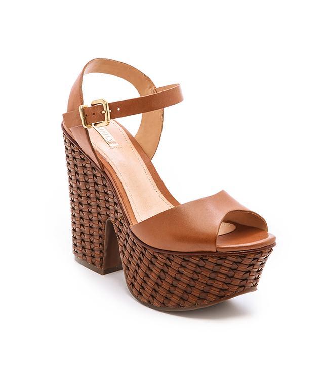 Schutz Tauba Platform Sandals