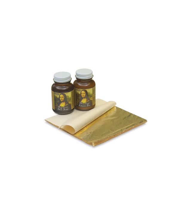Blick Mona Lisa Composition Gold Leaf Kit