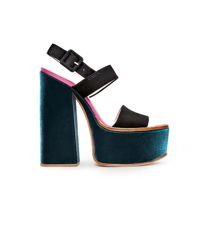 Victoria Beckham Platform Sandals