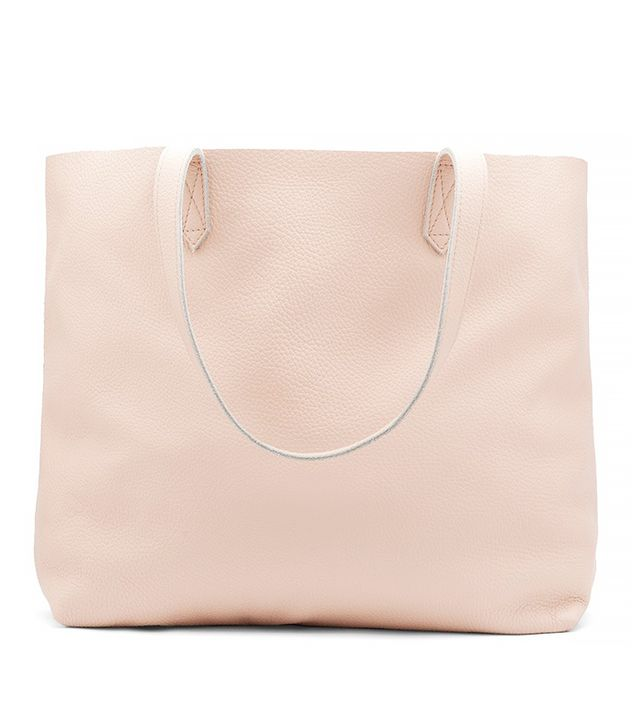 Cuyana Soft Leather Tote