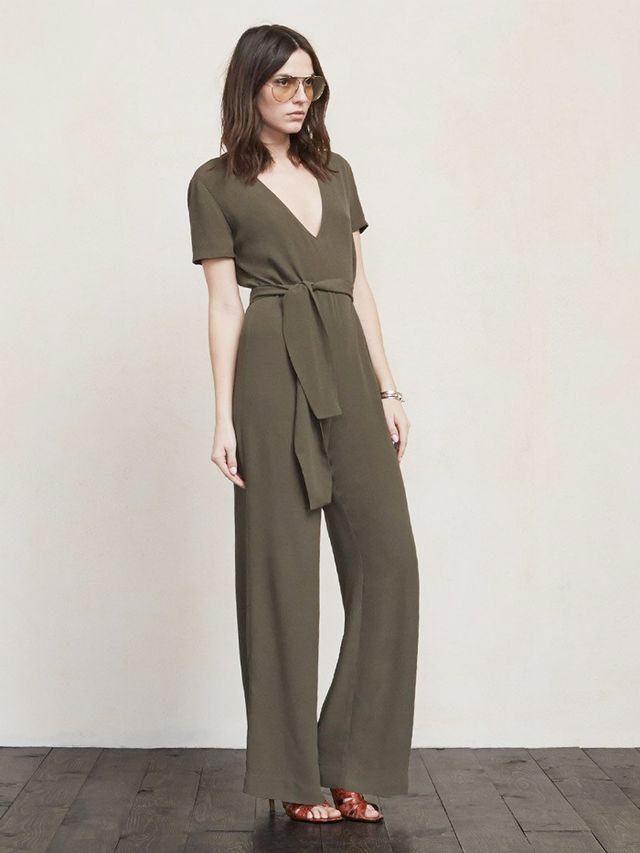 Reformation Serengeti Jumpsuit