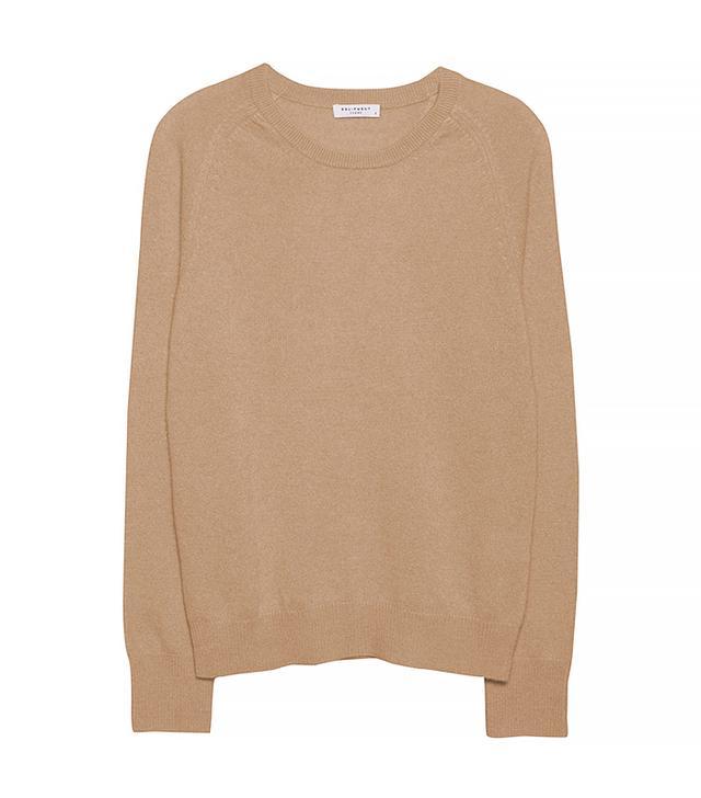 Equipment Sloane Sweater Camel S