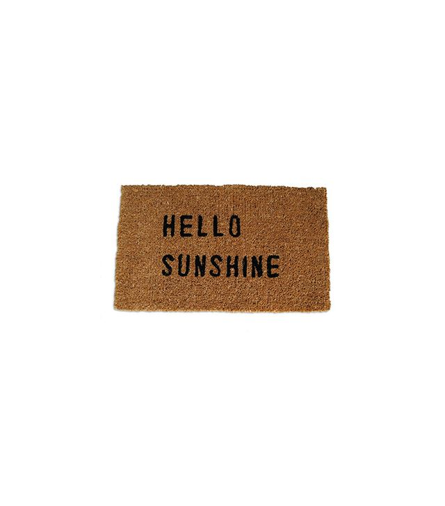 Dot & Bo Sunny Side Up Door Mat