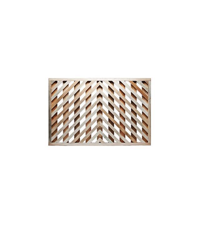 Kaufmann Mercantile Handmade White Pine Doormat