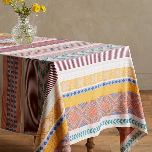 Anthropologie Sonora Tablecloth