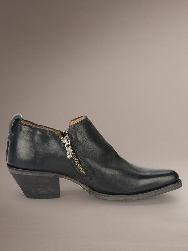 The Frye Company Sacha Moto Shootie Boots