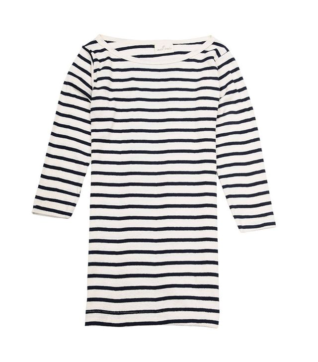 Small Trades Classic Striped ¾ Sleeve Shirt