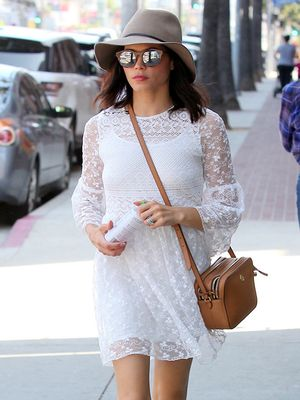 Jenna Dewan's Sweet and Spring-Ready LWD