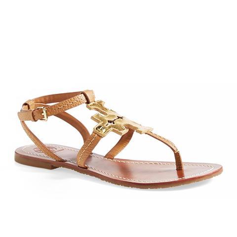 'Chandler' Leather Sandal