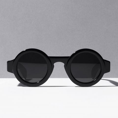 Ray Black Sunglasses