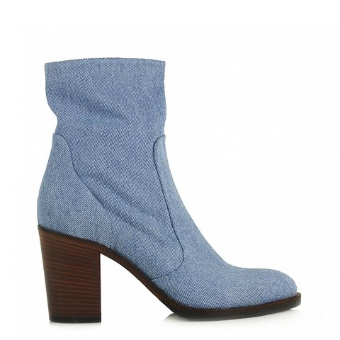 Emma Denim Boots