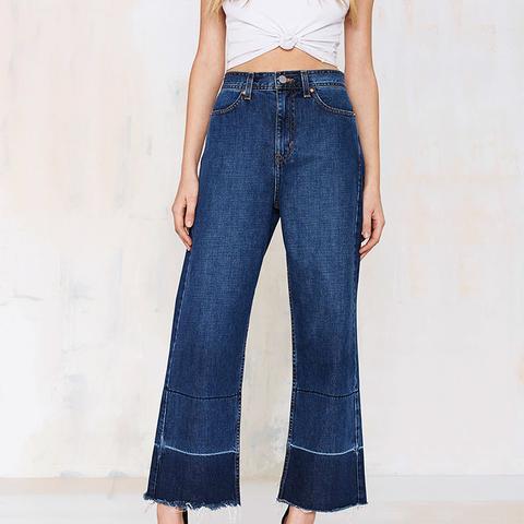 Mad Crops Wide Leg Jean