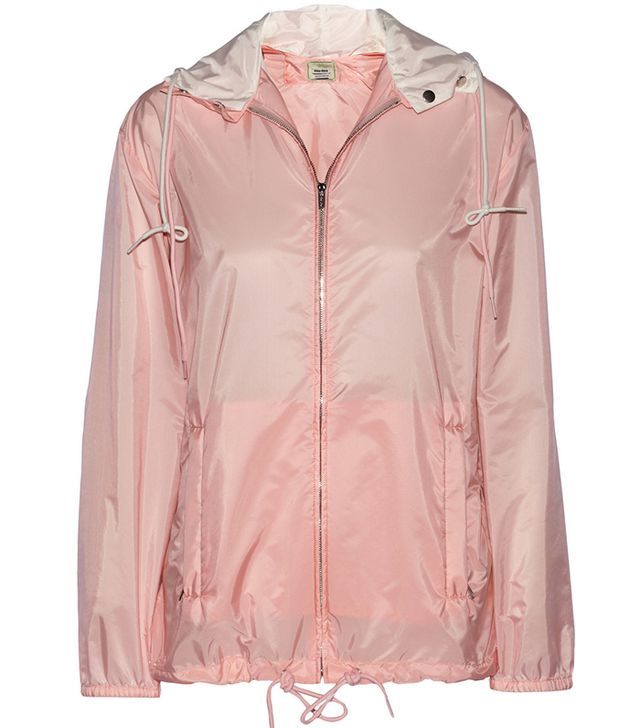 Miu Miu Hooded Shell Parka