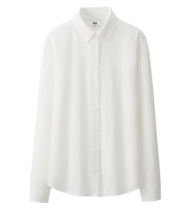 Uniqlo Long-Sleeve Blouse