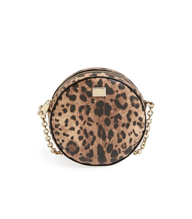 Dolce & Gabbana Miss Cleo Circle Crossbody Bag