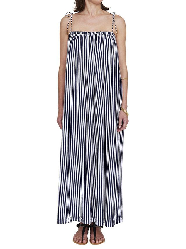 M.D.S. Stripes Carolyn Patio Dress