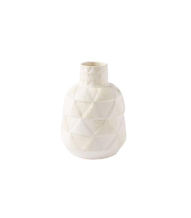 West Elm Pressed Pattern Vases