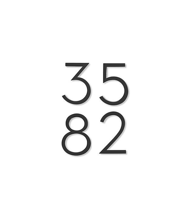 Richard Neutra Neutra House Numbers