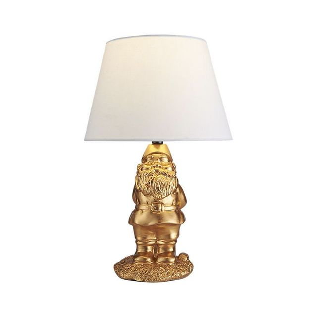 CB2 Gnome Table Lamp