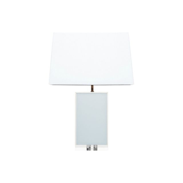 Nate Berkus Acrylic Rectangle Lamp Base