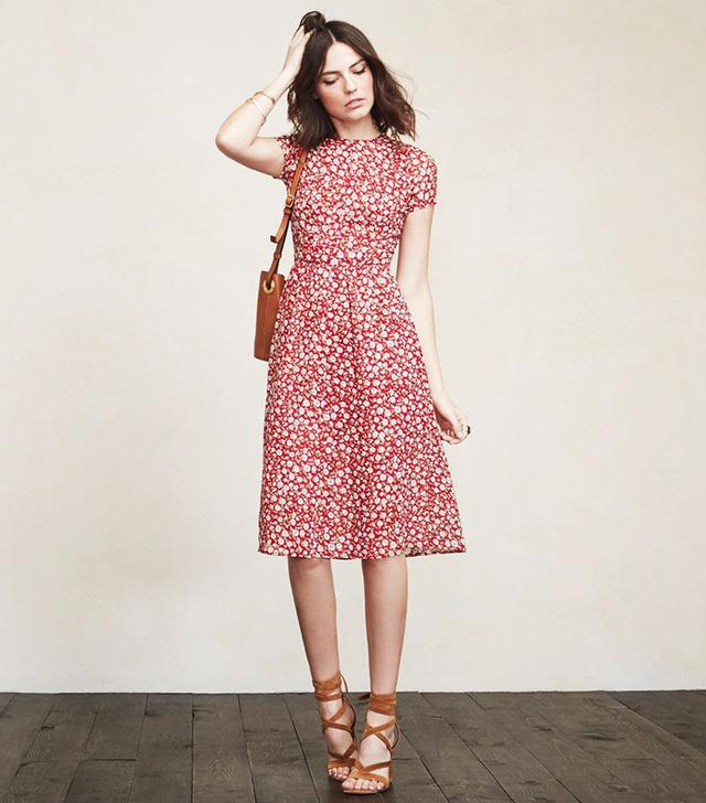 Reformation Betty Dress