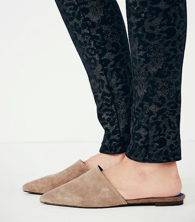 Jeffrey Campbell + Free People Dayna Point Flats