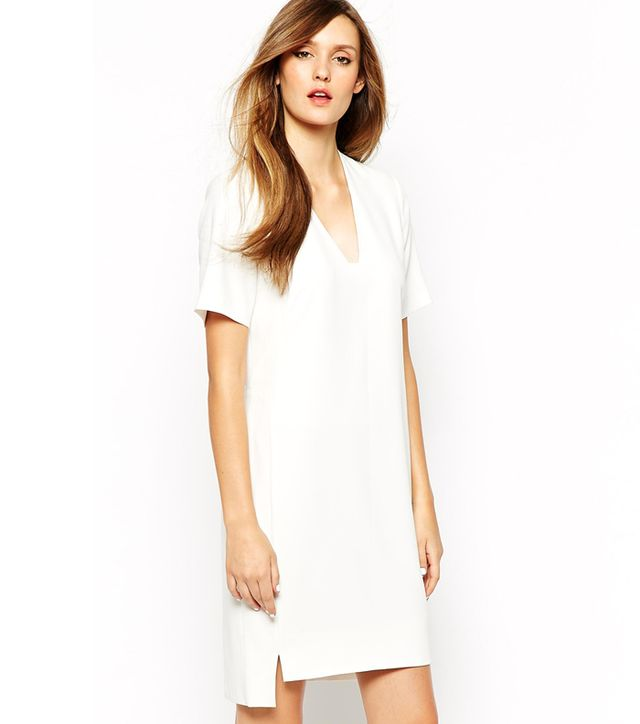 Whistles Shivy Shift Dress