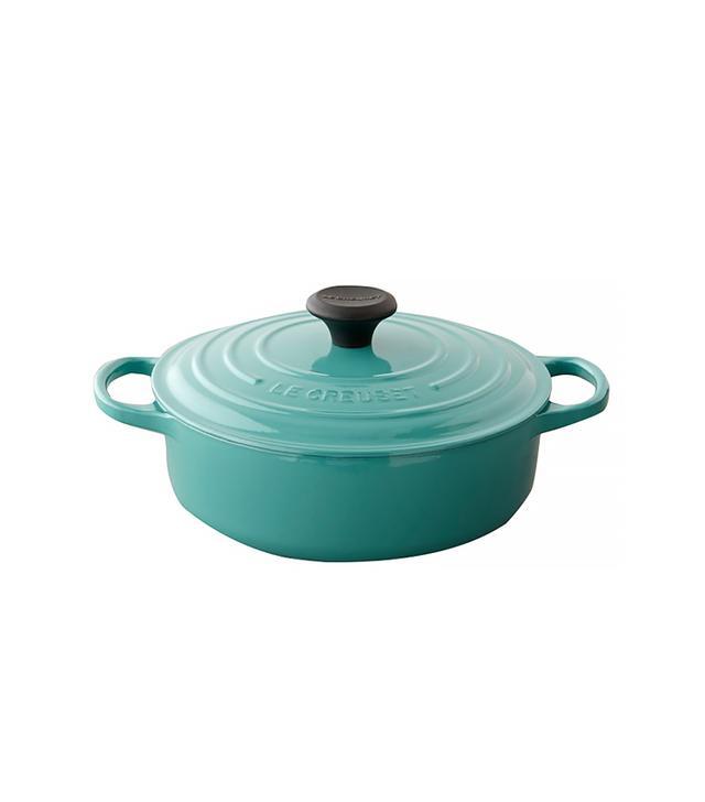 Le Creuset 3 1/2-Qt. Signature Round Wide Dutch Oven