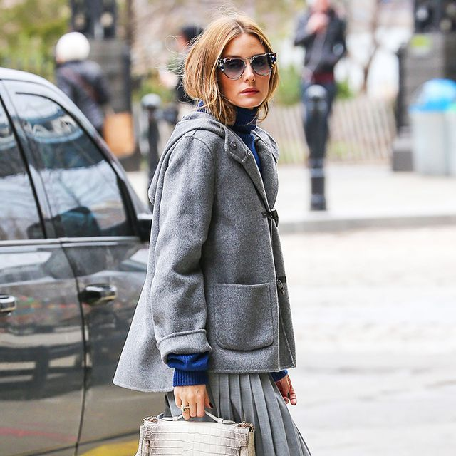 Leave It to Olivia Palermo to Make Culottes Look This Cool