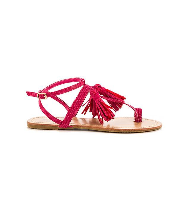 JustFab! Yara Sandals