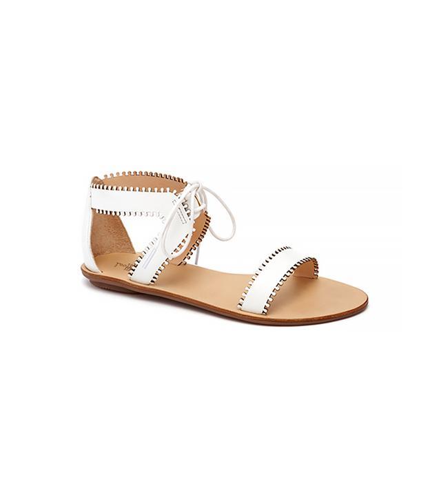Loeffler Randall Sofia Ankle-Tie Sandals