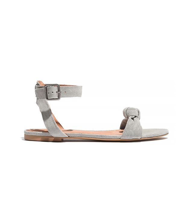 Madewell Lana Knotted Sandals