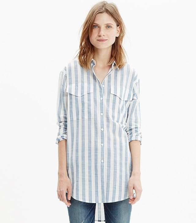 Madewell Oversized Button-Down