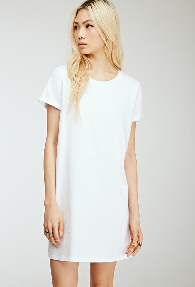 Forever 21 Classic T-Shirt Dress