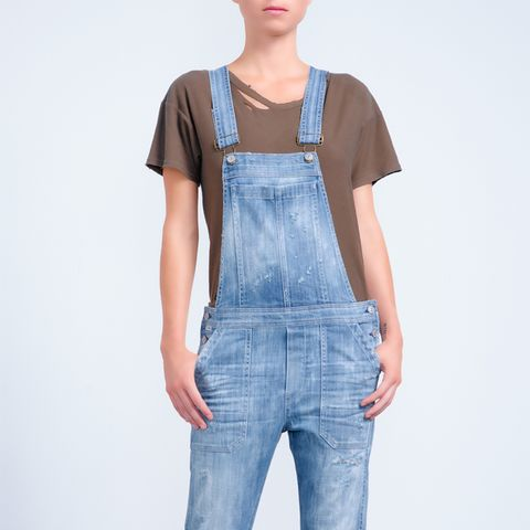 Andrey Slouchy Slim Overalls