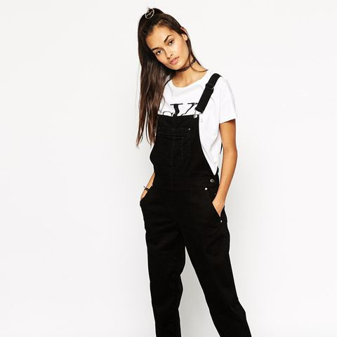 90s Style Overalls