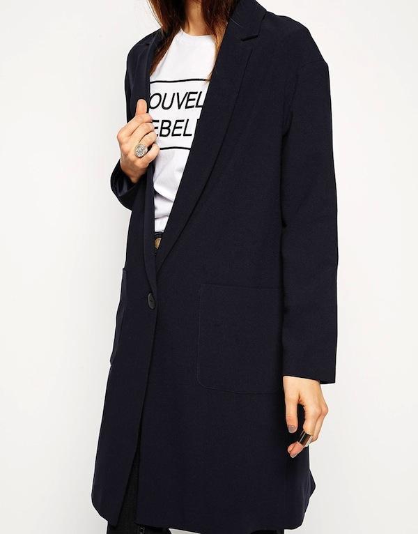 ASOS Longline Jacket