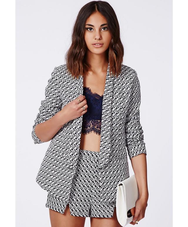 Missguided Renna Tailored Blazer