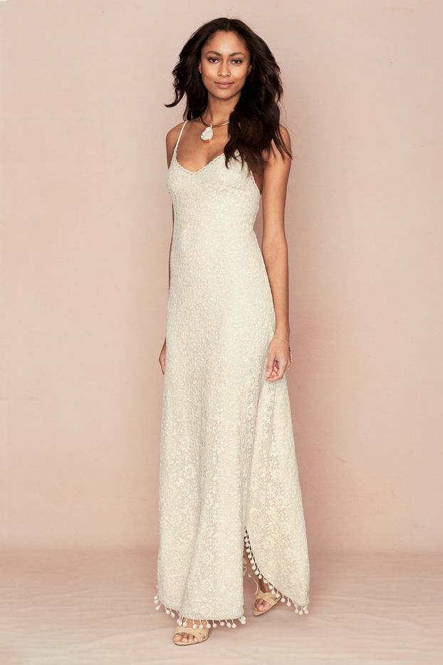 Calypso St. Barth Evida Lace Dress
