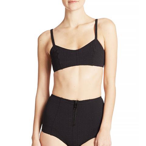 Two-Piece Genevieve High-Waist Bikini