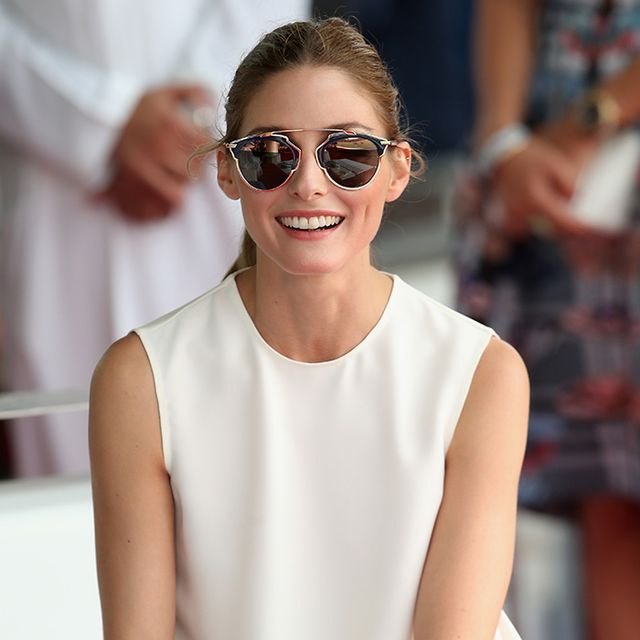 See the Gorgeous Valentino Gown Olivia Palermo Wore Straight Off the Runway
