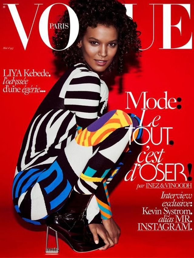 The First Black Model to Cover Vogue Paris in 5 Years