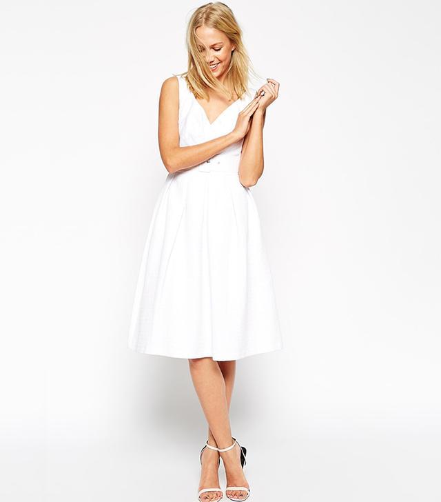 ASOS Belted Dress