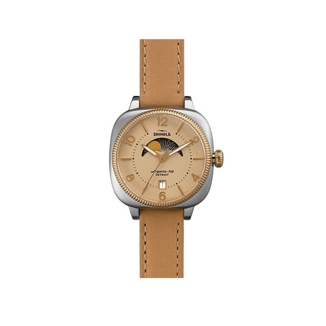 Shinola The Gomelsky Moon Phase 36mm