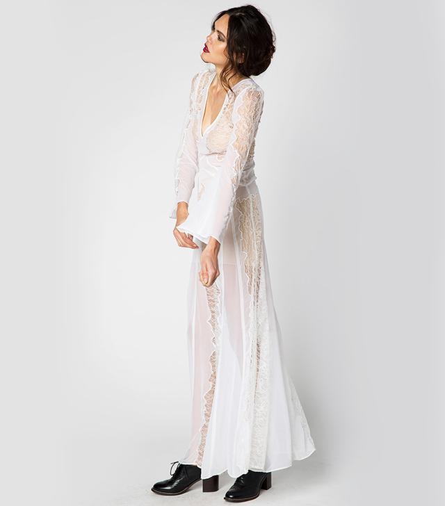 Stone Colf Fox Vermont Gown