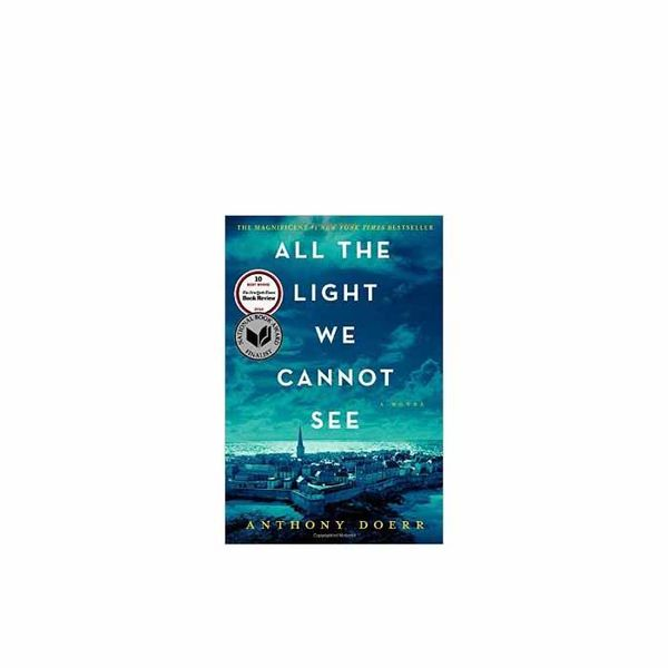 Amazon All the Light We Cannot See by Anthony Doerr