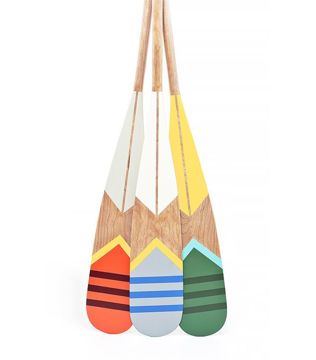 Norquay Earth Beavertail Canoe Paddle